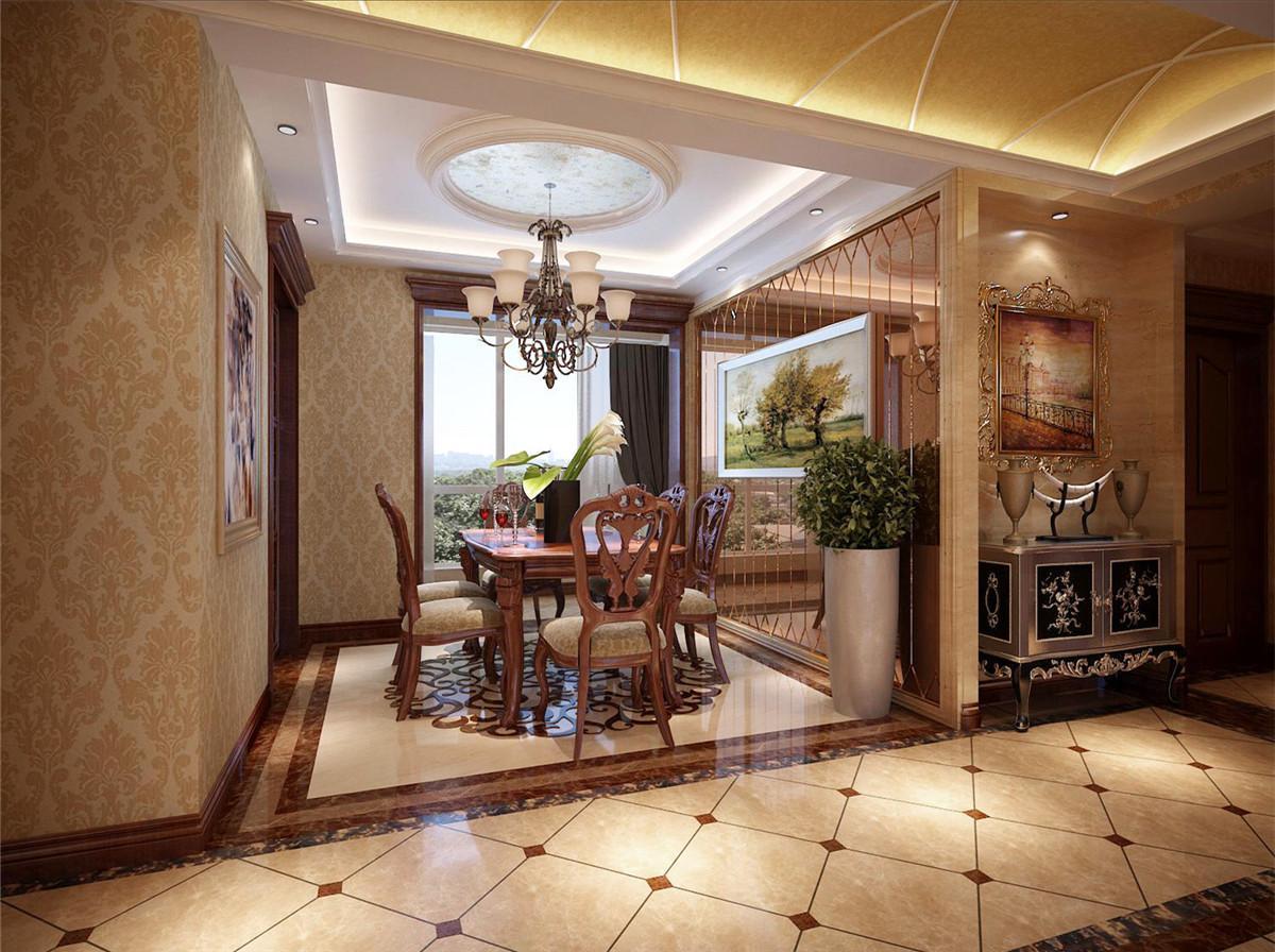 新古典主义风格室内设计,通过家具定制把宫廷搬进公寓