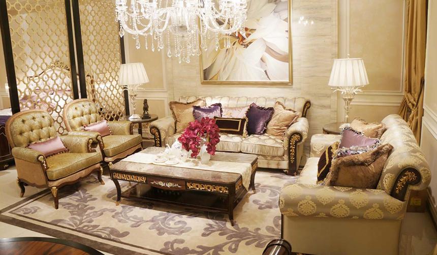 古珀:无法复制的家具a家具,极享雅风之酷_至尚家居创古韵岚图片